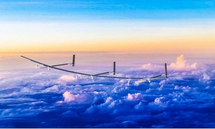 Aurora Solar UAV