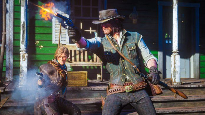 Red Dead Redemption 2 Review Screenshot