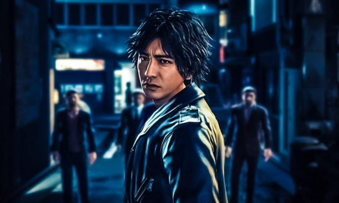 Yakuza Spin Off Project Judge Judgment Eyes Sega Preview News