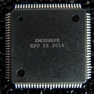 Top shot of the EPU-II