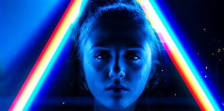 chatbots-trends-business-enterprise-transformation-source-data-statistics-backed-futuristic-photo-ai-woman-face-blue-spectrum-light-color