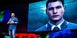 David Cage Quantic Dream Game Designer Studio Devoper Story Telling TED Talk Dynamic Content Decision Making Taking Entertainment Event Speech Presentation