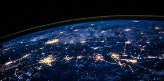 Planet Earth Globe Space NASA Photo