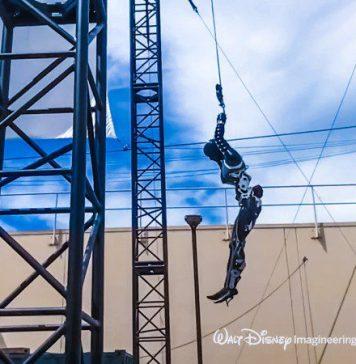 Stuntronics Demo Robotic Stuntman Walt Disney Imagineering Research And Development Video