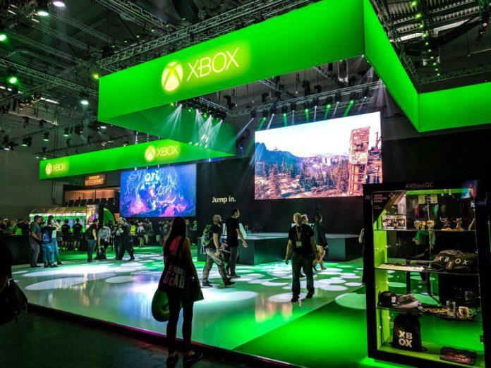Xbox Ambassadors Event Booth Gamescom Cologne XboxGc