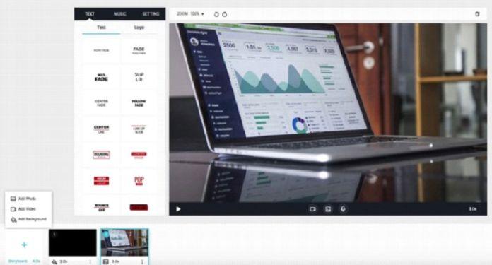 FlexClip Free Video Maker Screenshot 2