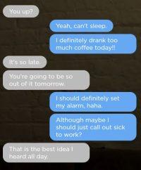 Insomnobot 3000 Chatbot