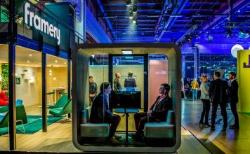 Framery Pods Silence Open Office Article