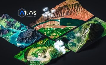 From Google Maps to 3D Map in Photoshop 3D Map Generator Atlas The Orange Box Plugins Video Tutorial