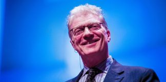 Sir Ken Robinson Author Speaker Education System Book Video
