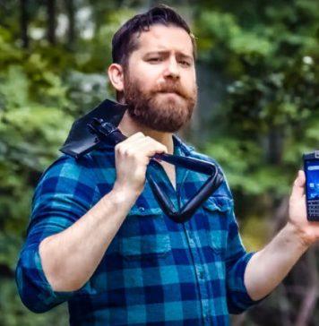 Unihertz Titan Rugged Waterproof Smartphone Android 9 Startup China Shanghai