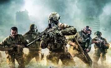 Call of Duty Mobile CoD Smartphone Game iOS Android