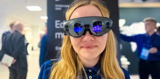 Natalya Tyudina Ericsson Digital Booth Demo Video SDN NFV World Congress The Hague 2019