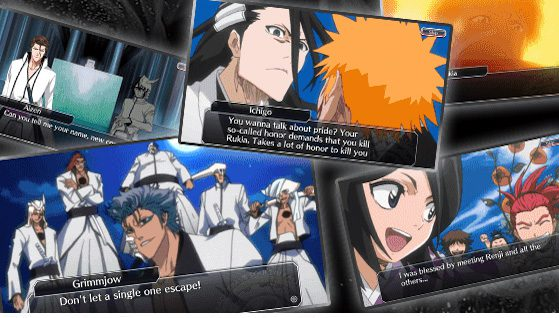 Bleach Brave Souls Mobile Game Android Anime iOS Screenshot 2