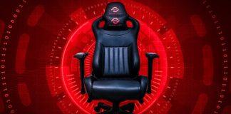 SenseForce Gaming Chair Extreme iFeel German Startup
