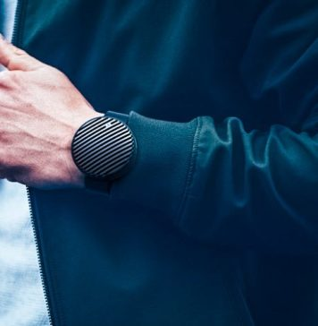 BoomBand Tech-Life Portable Wearable Speaker Music On The Go