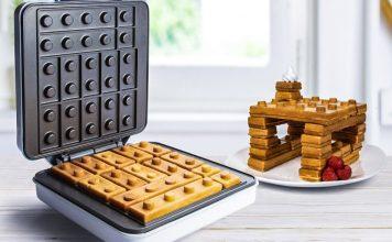 Building Brick Waffle Maker