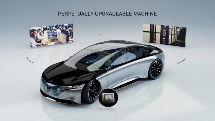 Perpetual Upgradable Machine: Every car is backed by teams of AI and software experts, developing software applications and subscription services through over-the-air software updates during the life of the car for continuous improvement and customer value.