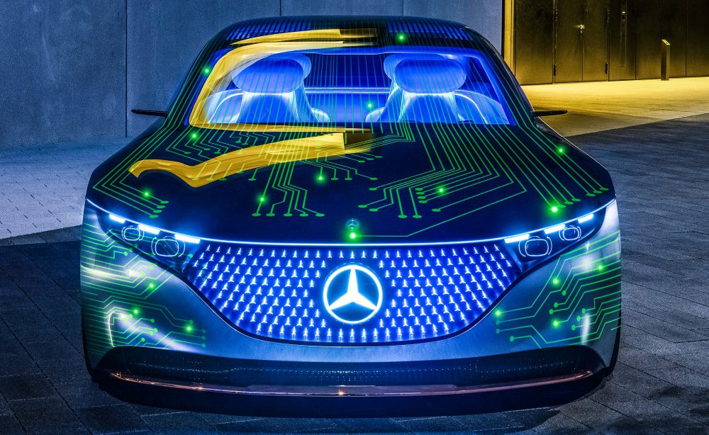 Mercedes-Benz and NVIDIA Aspire To Build Most Advanced Car Software