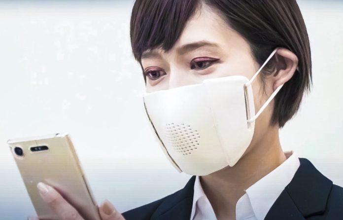 C-Mask Translation Voice Gadget