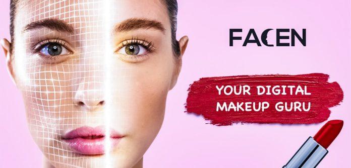 FACEN Startup Germany Digital Makeup Guru Influencer Affiliate Beauty Content AI Matching Platform Pre Seed Stage News