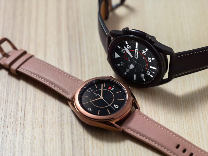 Samsung Galaxy Watch 3 Product Image