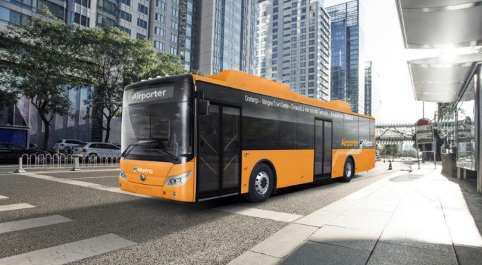Siemens supports New Zealands low carbon future with Yutong ebus charging infrastructure