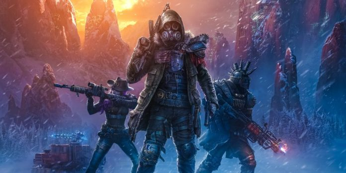 Wasteland 3 Review Key Art