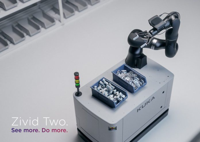 Zivid Two Industrial Camera Example 2