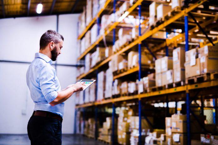 EazyStock Inventory Optimization Software Warehouse Image
