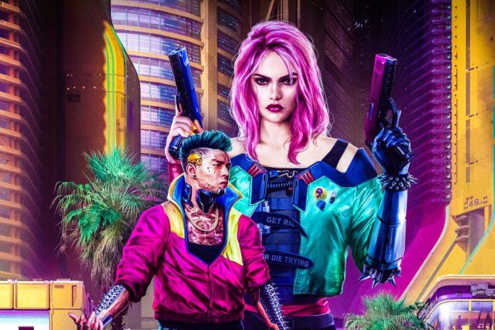 Cyberpunk 2077 Key Art Review 2021 Xbox Series X