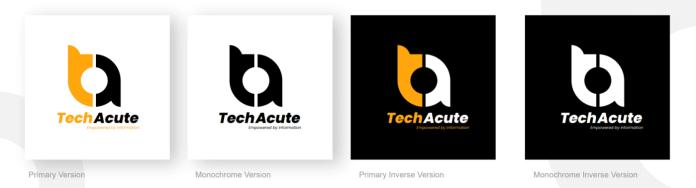 TechAcute Square Logo Variations 2021
