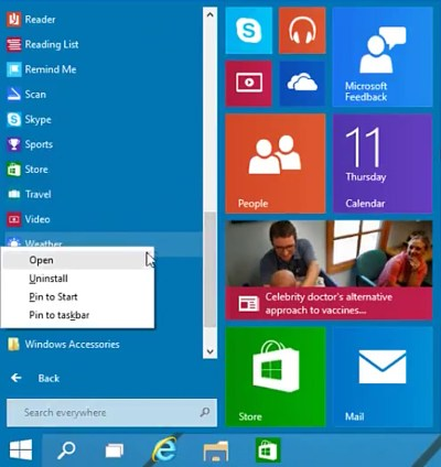 Windows-9-Pin-Tile