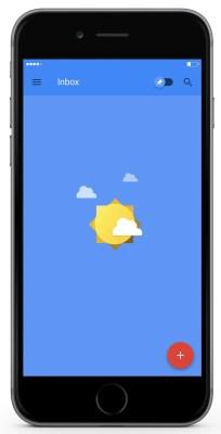 inbox data iphone