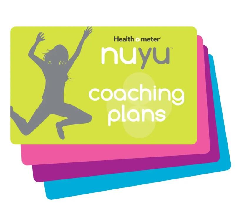 Health o meter nuyu coaching plans