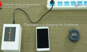 Huawei Fast Charging