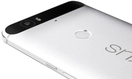 Nexus 6P screen