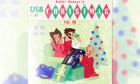 12GB-of-Christmas-holiday-music