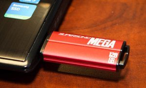 Supersonic-Mega-USB-Drive-Review