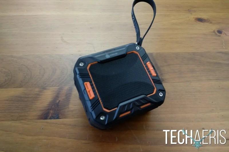 iClever Waterproof Speaker Front