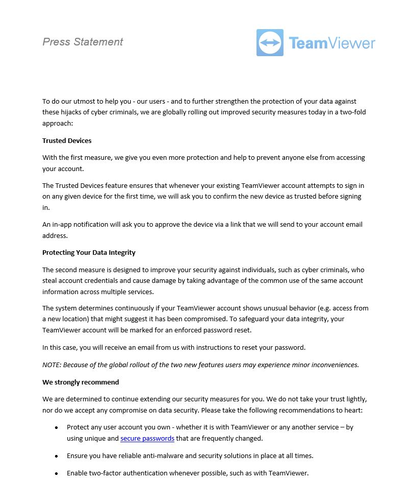 teamviewer hack