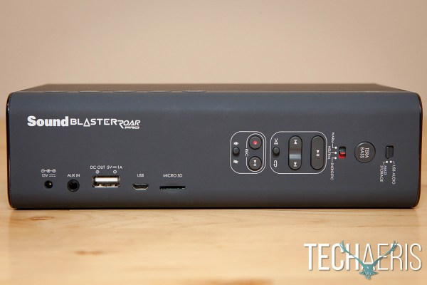 Creative Sound Blaster Roar Pro review: A feature rich ...