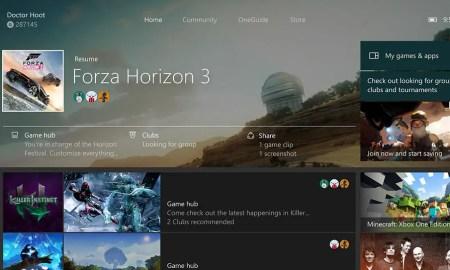new-xbox-update-home-screen