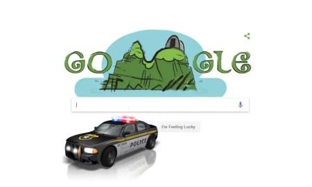 Google search data