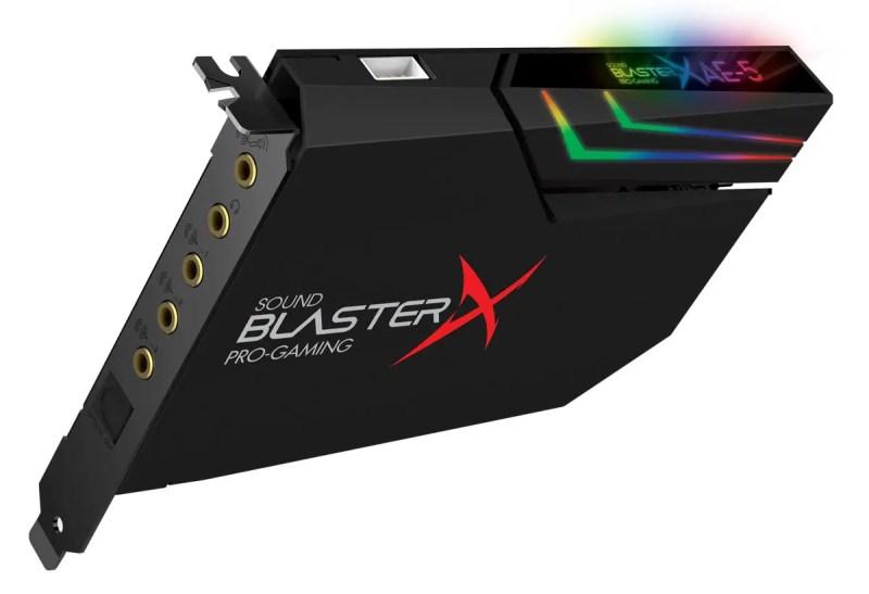 Sound-BlasterX-AE-5-gaming-sound-card-product-shot