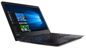 Lenovo-ThinkPad-13-Black-Open-Left