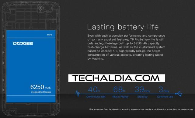 doogee bateria techaldia.com