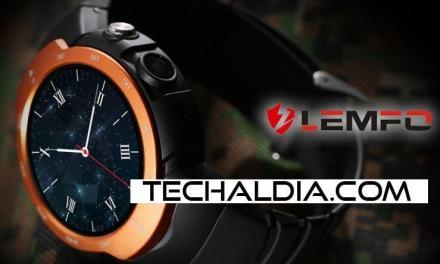 LEMFO LEM3 – Características de éste potente smartwatch