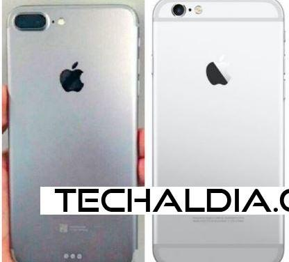 Posibles características del iphone 7
