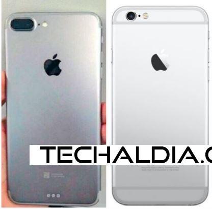 Posibles características del iphone 7